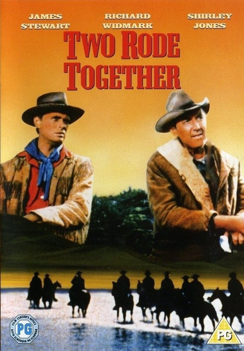 Two Rode Together movie poster