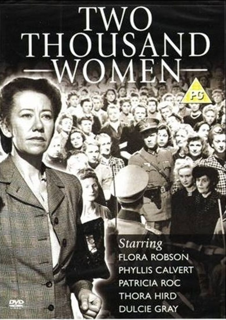 Two Thousand Women movie poster