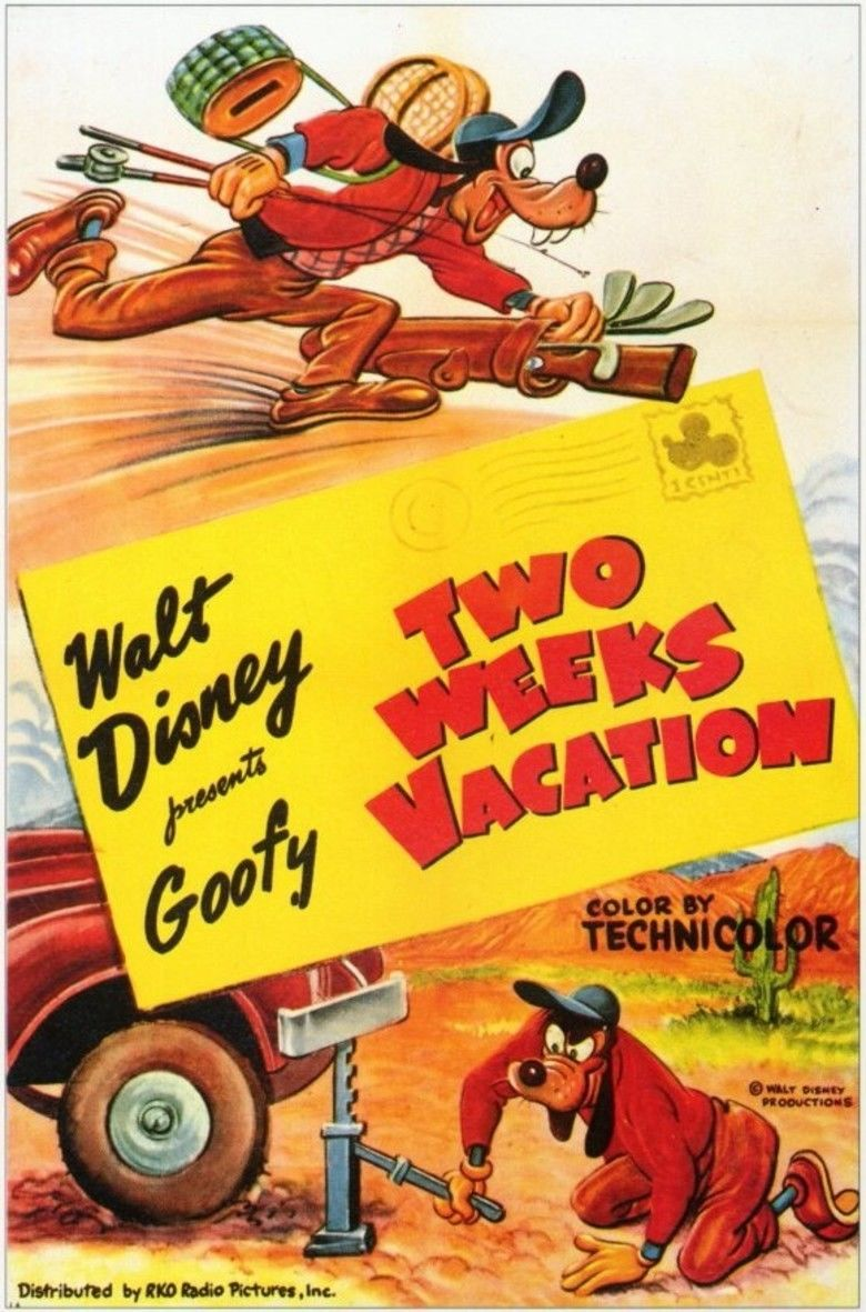 Two Weeks Vacation movie poster
