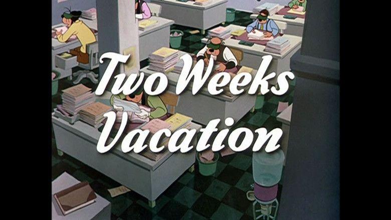 Two Weeks Vacation movie scenes