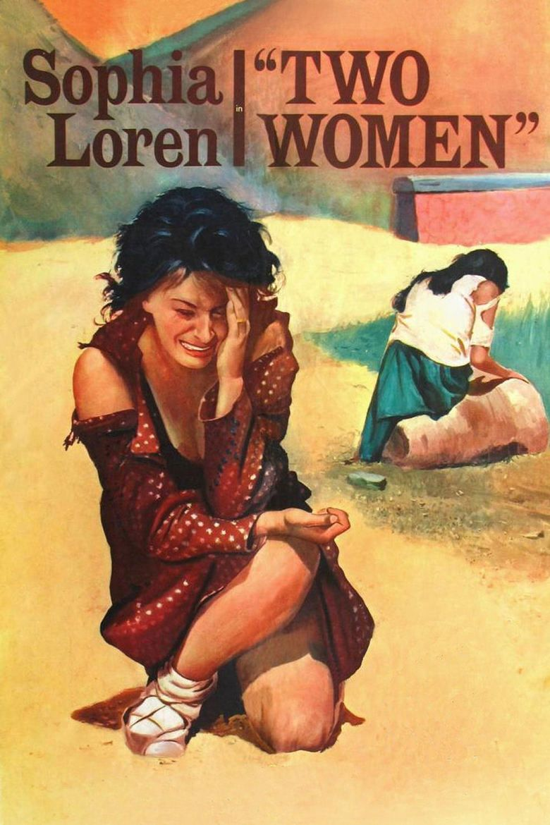 Two Women movie poster
