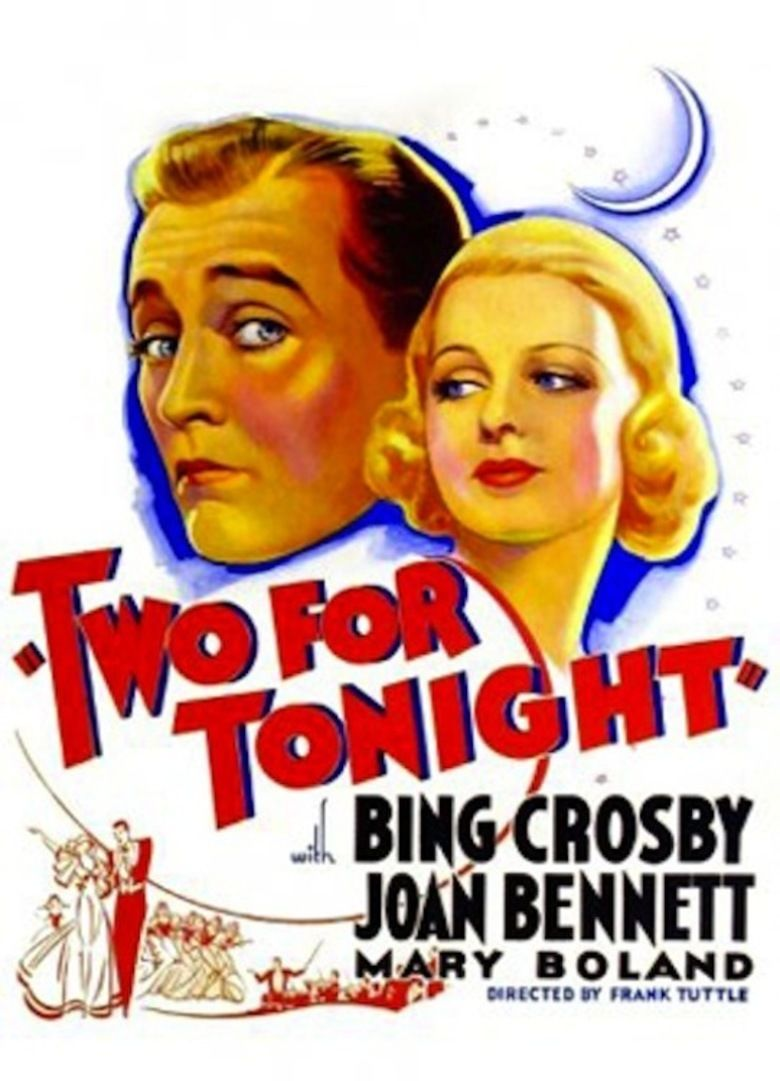 Two for Tonight movie poster