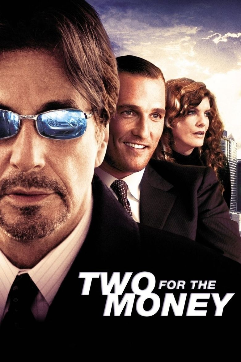 Two for the Money (film) movie poster