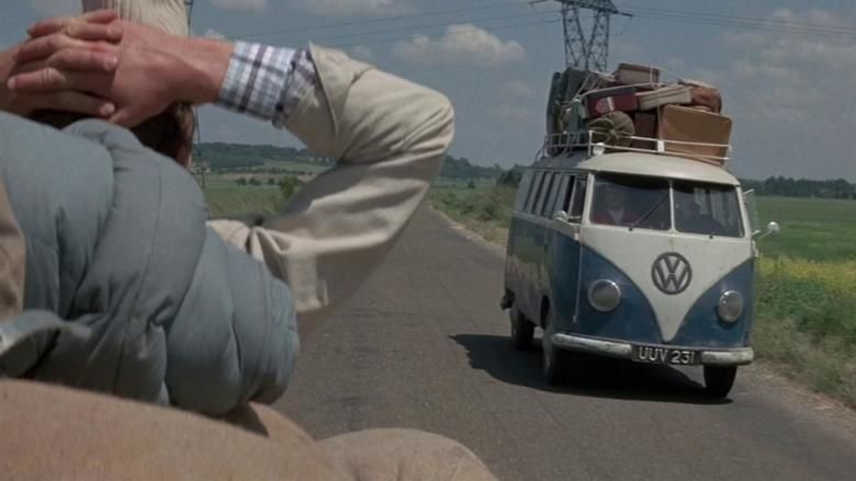 Two for the Road (film) movie scenes