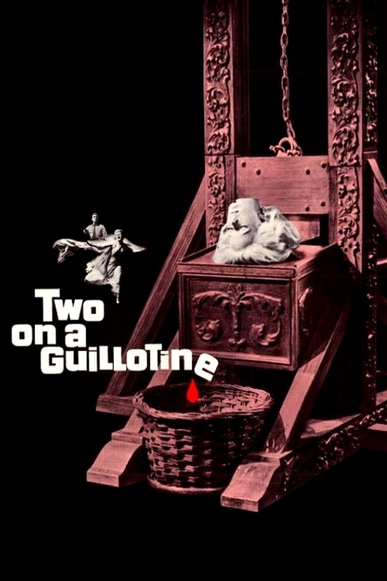 Two on a Guillotine movie poster