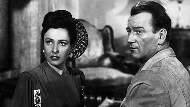 Tycoon (1947 film) movie scenes
