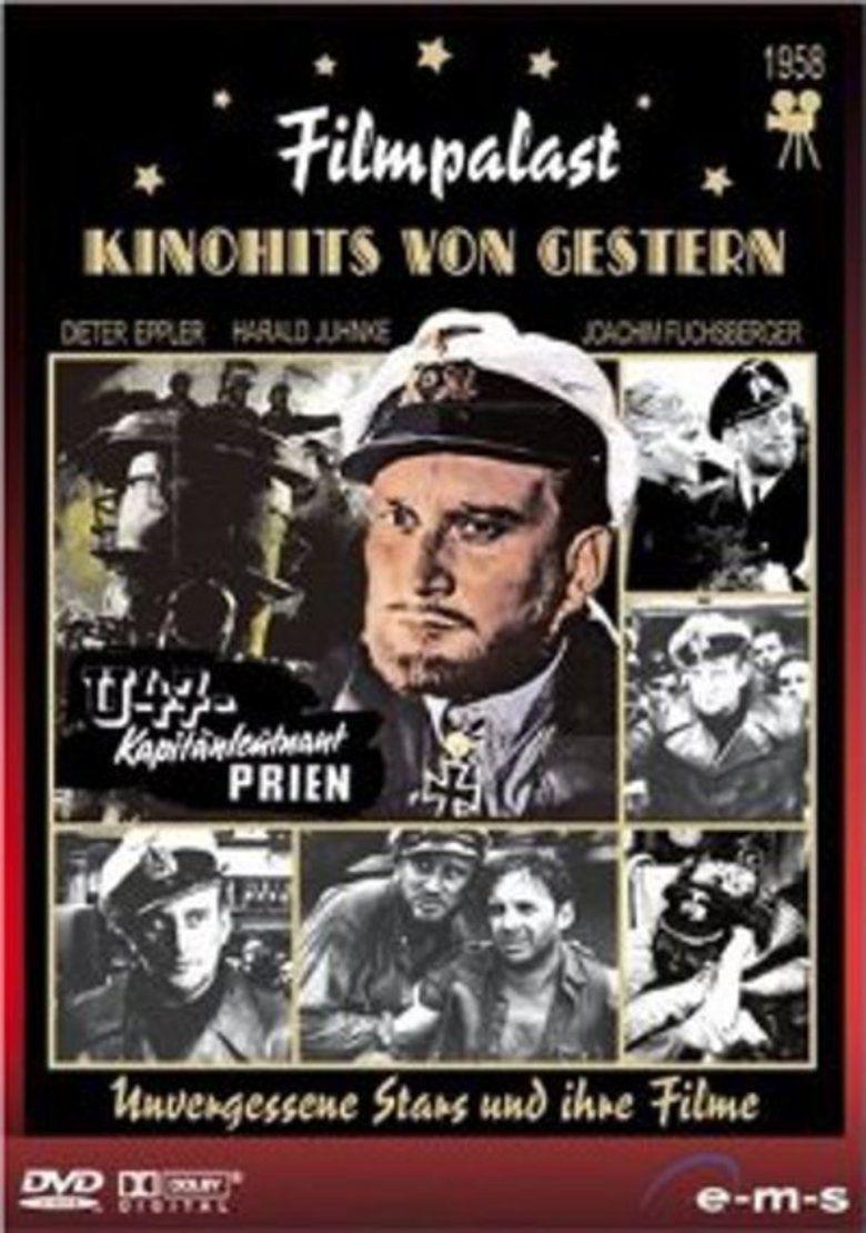 U 47 Kapitanleutnant Prien movie poster