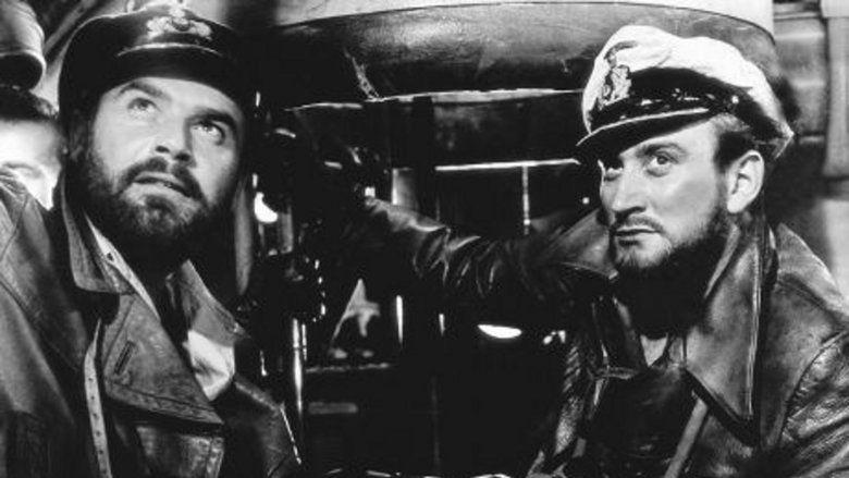 U 47 Kapitanleutnant Prien movie scenes