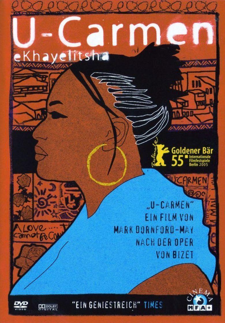 U Carmen eKhayelitsha movie poster