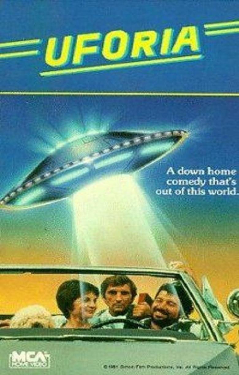 UFOria movie poster