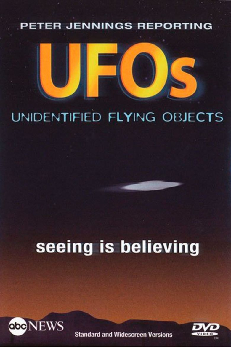 UFOs: Seeing Is Believing movie poster