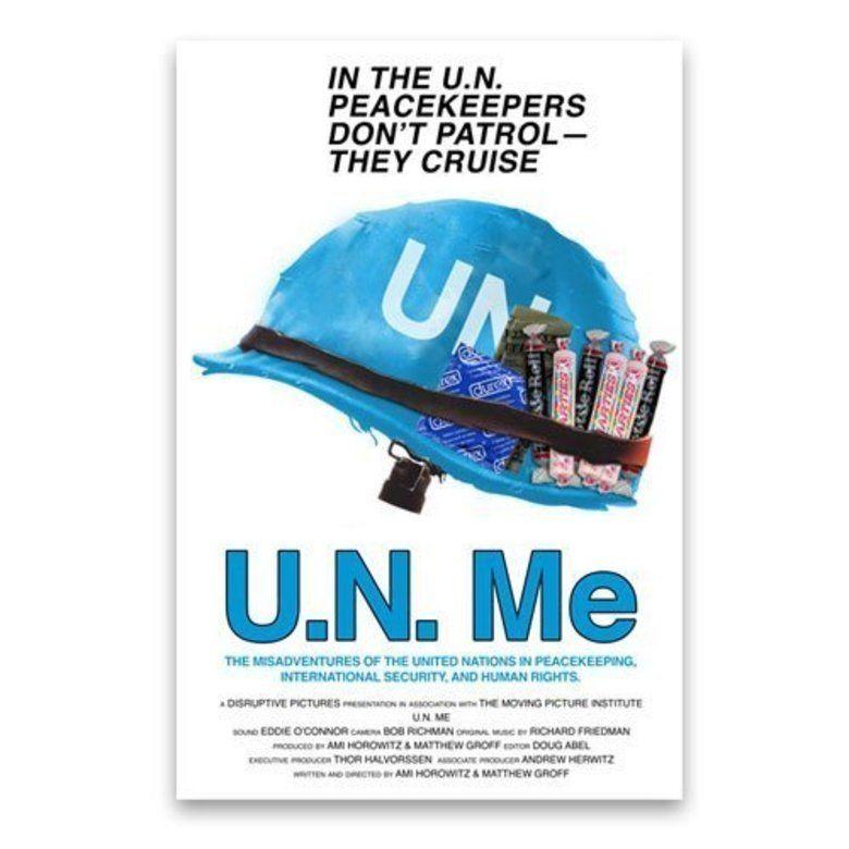 UN Me movie poster
