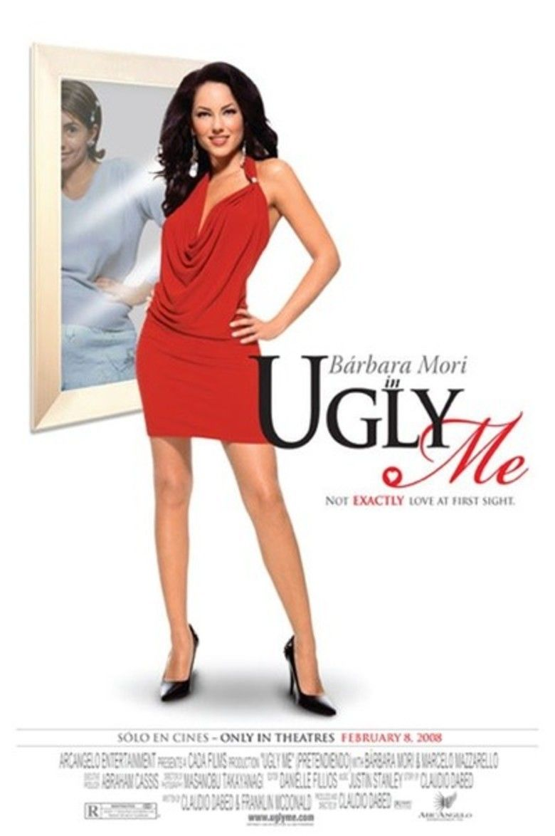 Ugly Me movie poster