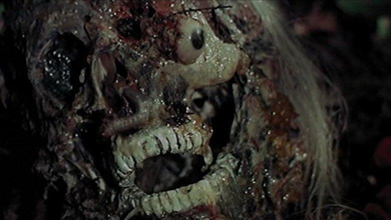 Ultimo mondo cannibale movie scenes