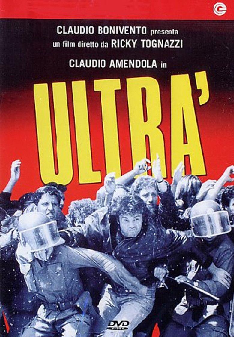 Ultra (film) movie poster
