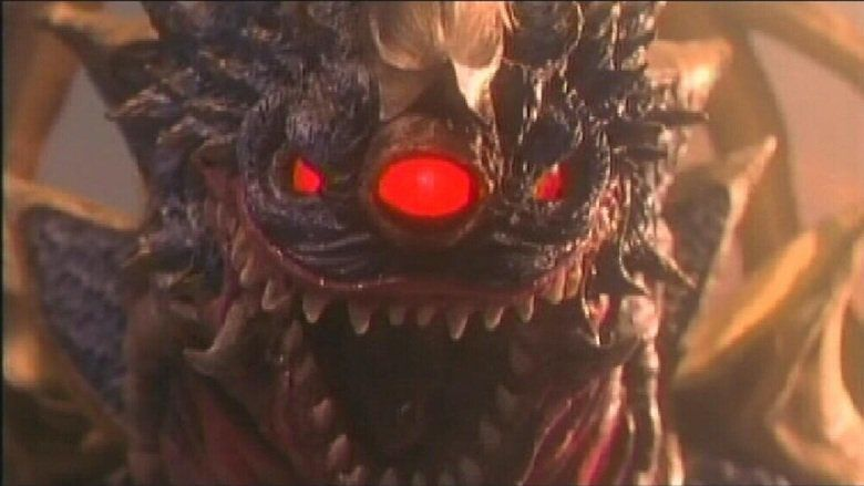 Ultraman Gaia: The Battle in Hyperspace movie scenes