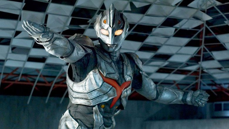 Ultraman: The Next movie scenes
