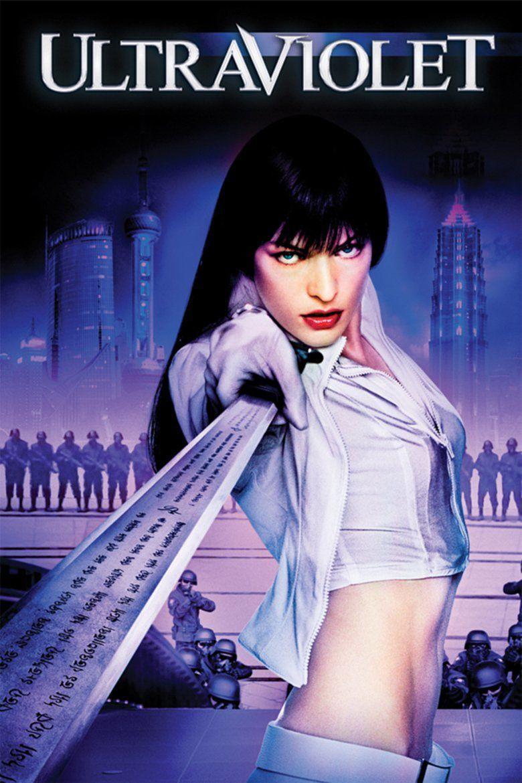Ultraviolet (film) movie poster