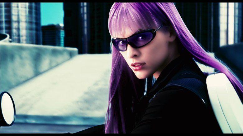 Ultraviolet (film) movie scenes