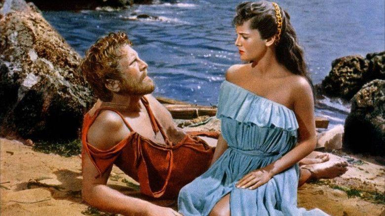 Ulysses (1954 film) movie scenes