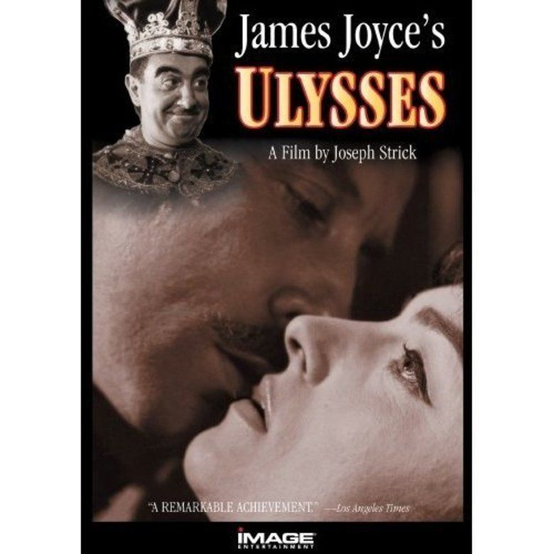 Ulysses (1967 film) movie poster