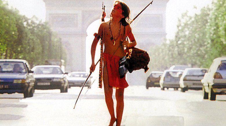 Un indien dans la ville movie scenes