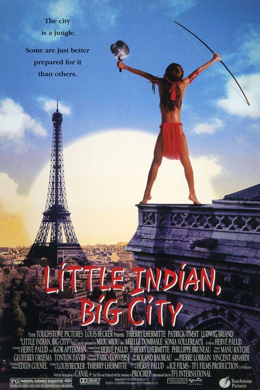 Un indien dans la ville movie poster