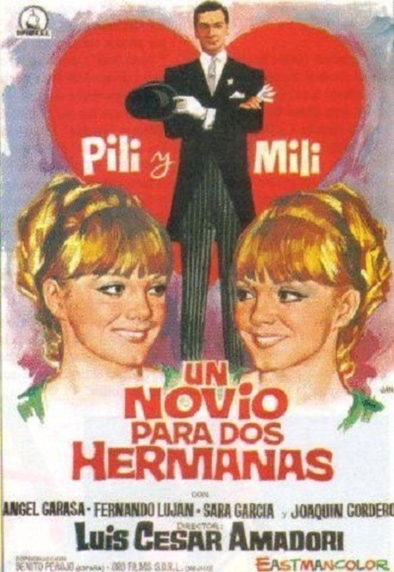 Un novio para dos hermanas movie poster