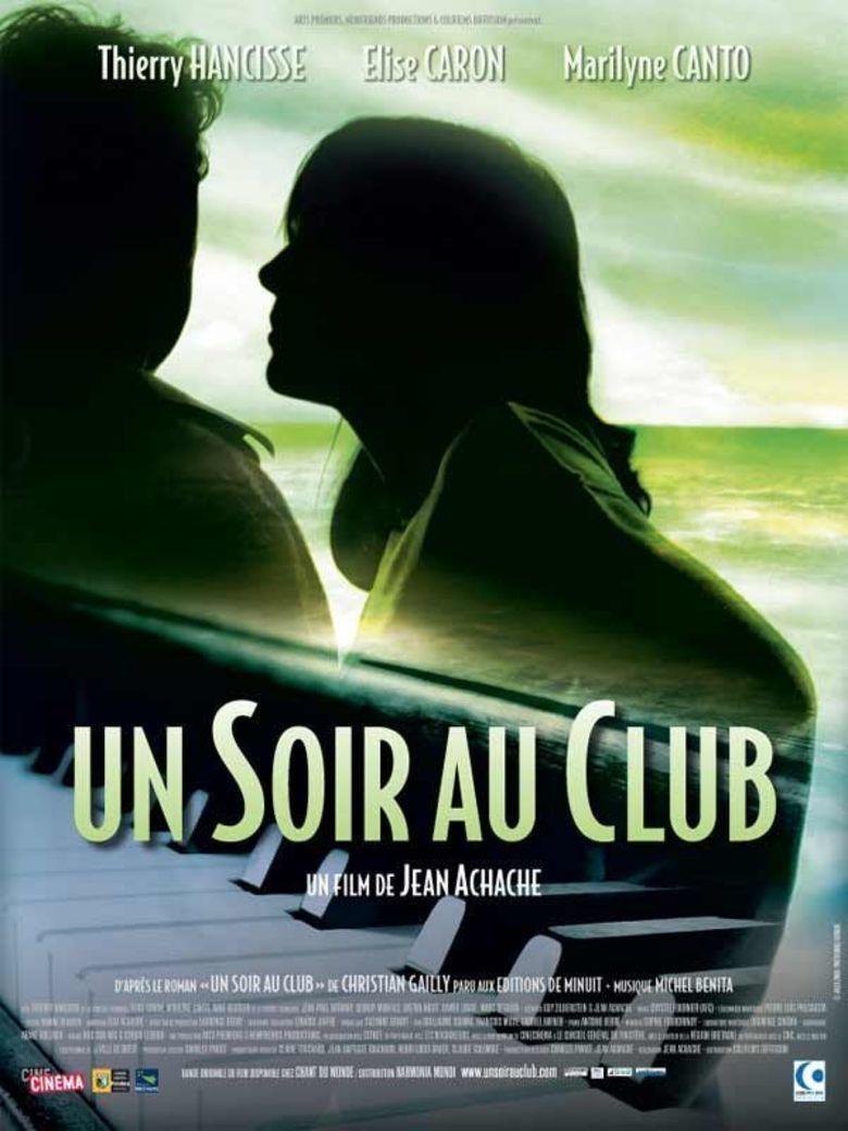 Un soir au club (film) movie poster
