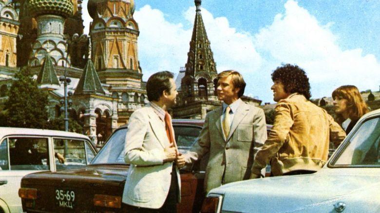 Unbelievable Adventures of Italians in Russia movie scenes