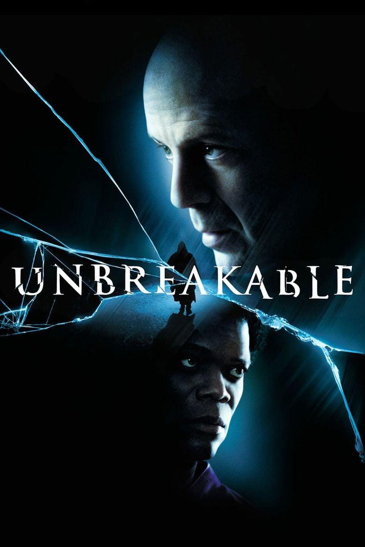 Unbreakable (film) movie poster