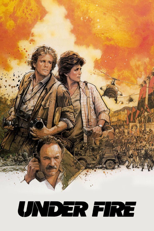 Under Fire (film) movie poster