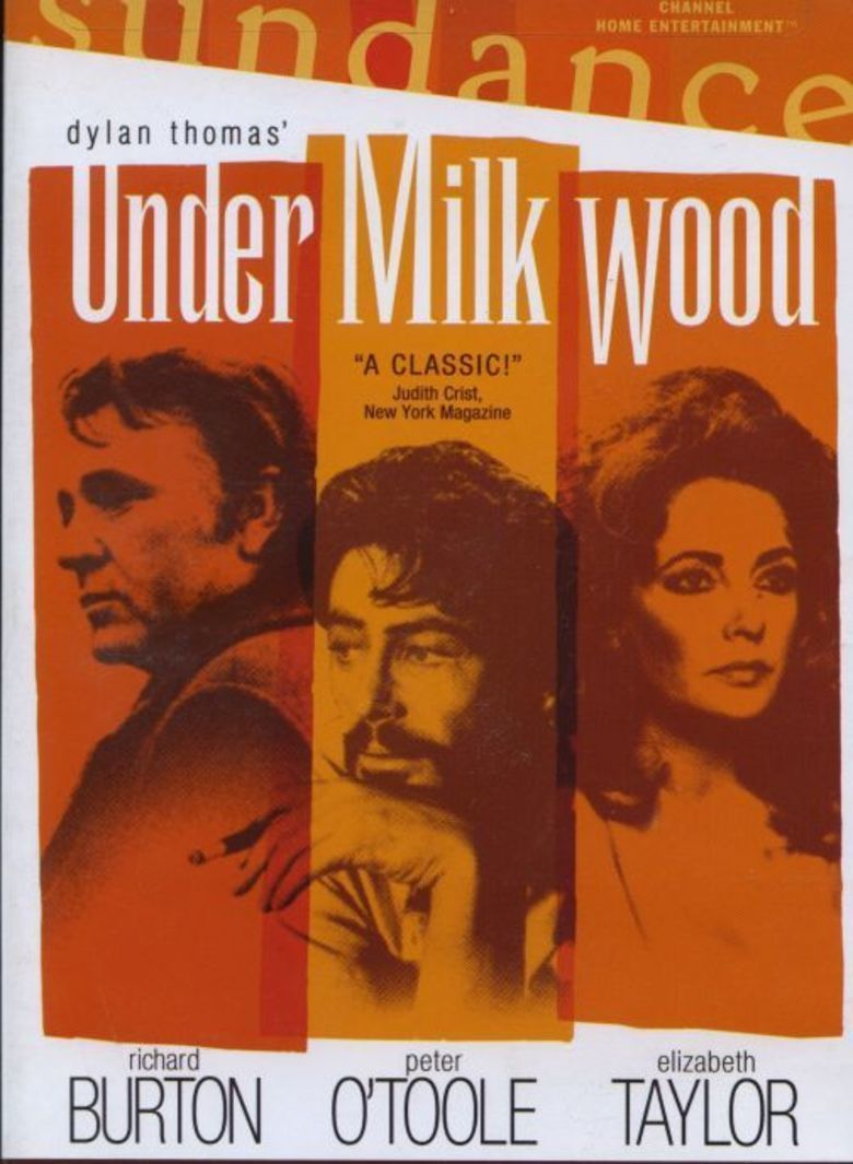 Under Milk Wood (film) movie poster