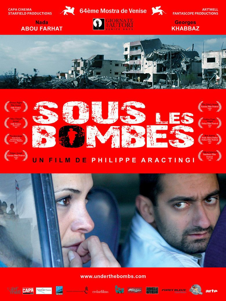 Under the Bombs movie poster