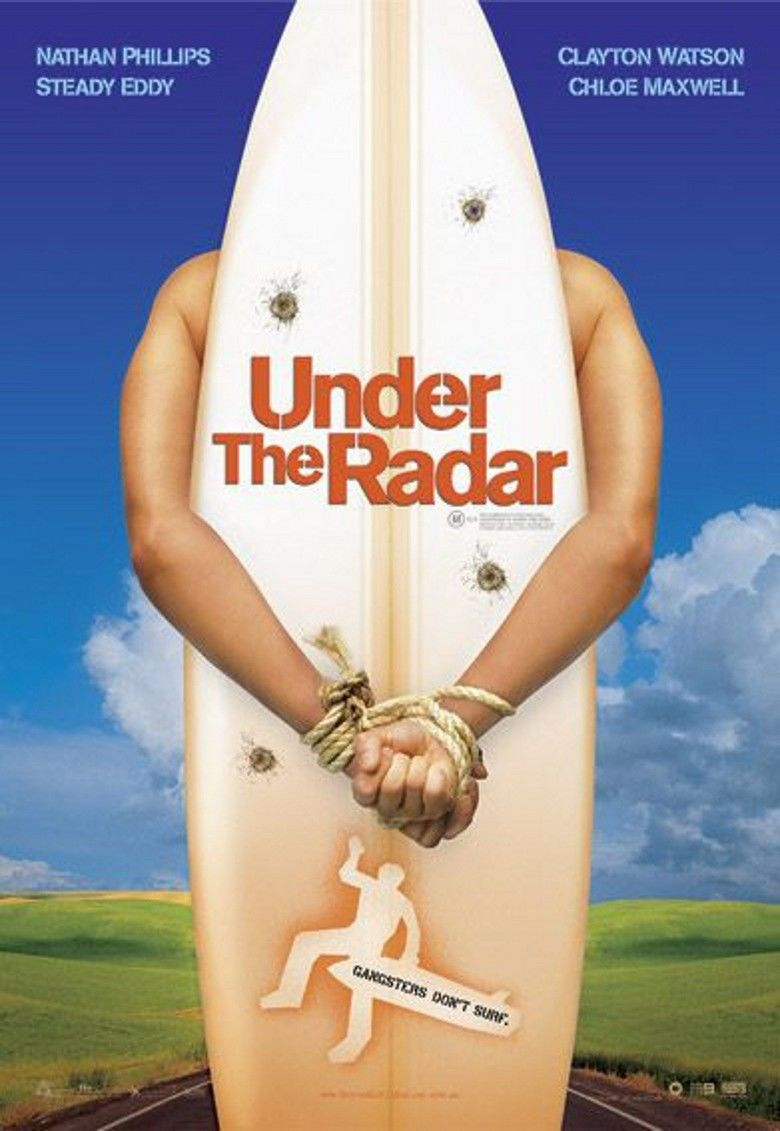 Under the Radar (film) movie poster