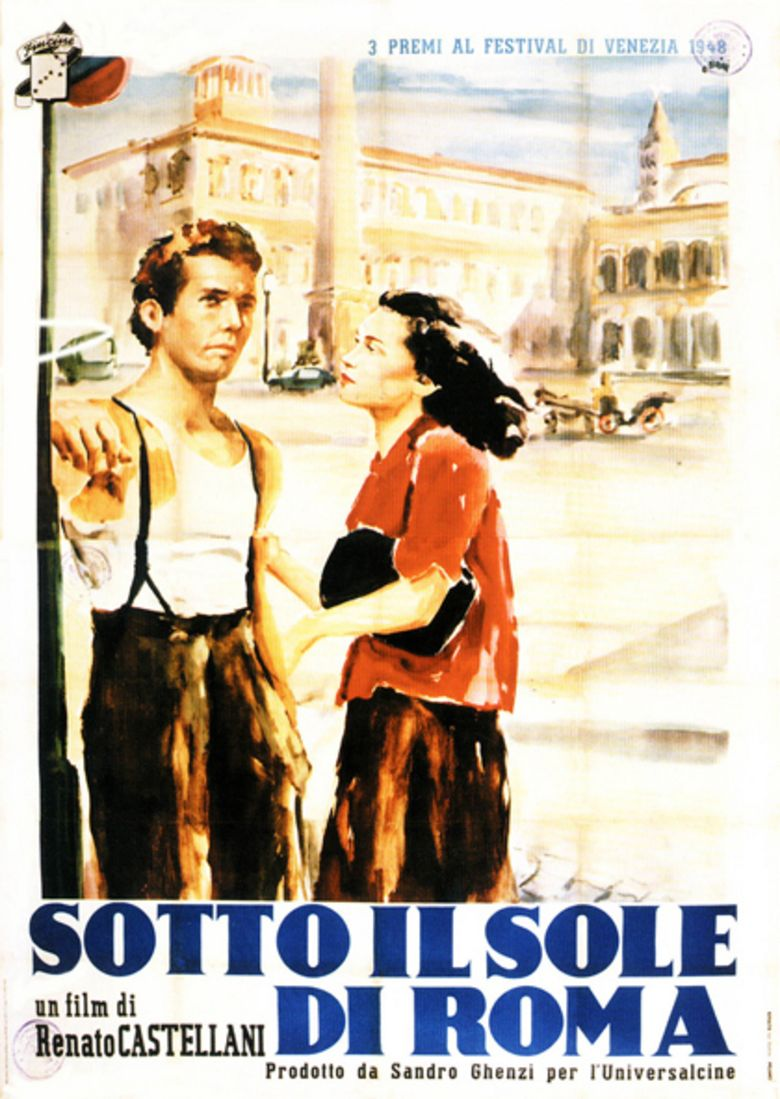 Under the Sun of Rome movie poster