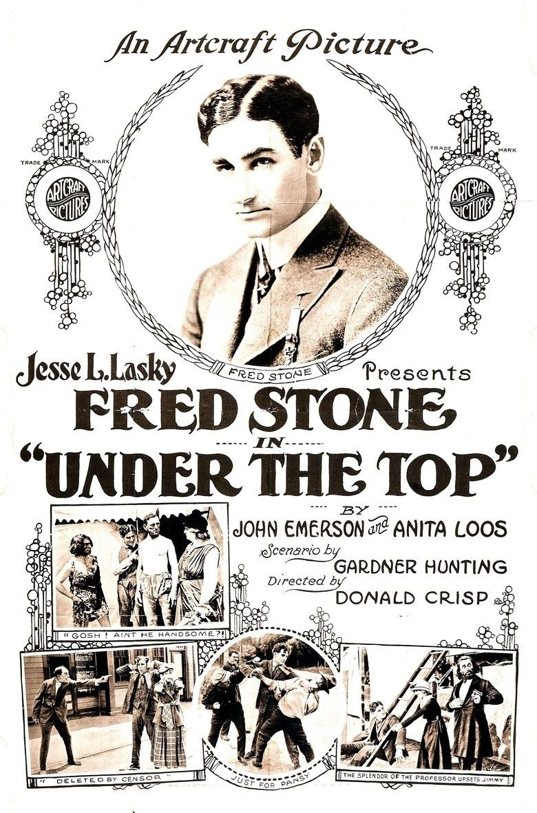 Under the Top movie poster