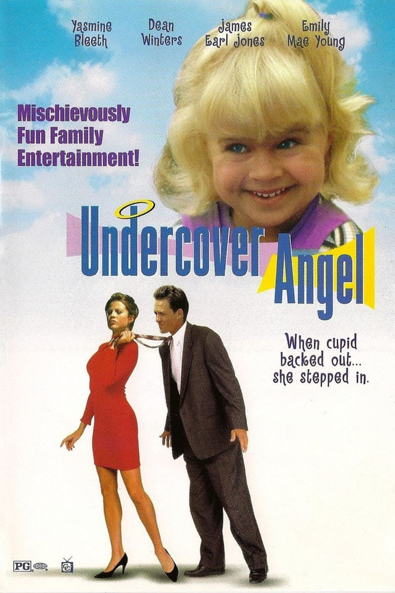 Undercover Angel (film) movie poster