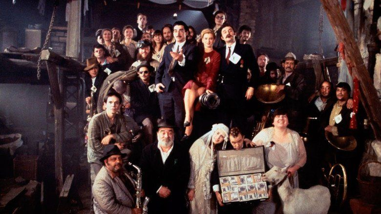 the modern history of yugoslavia in underground a film by emir kusturica Life and work [] early perioafter graduating from the film faculty of the academy of performing arts in prague (famu) in 1978, kusturica began directing made-for-tv television shorts in.