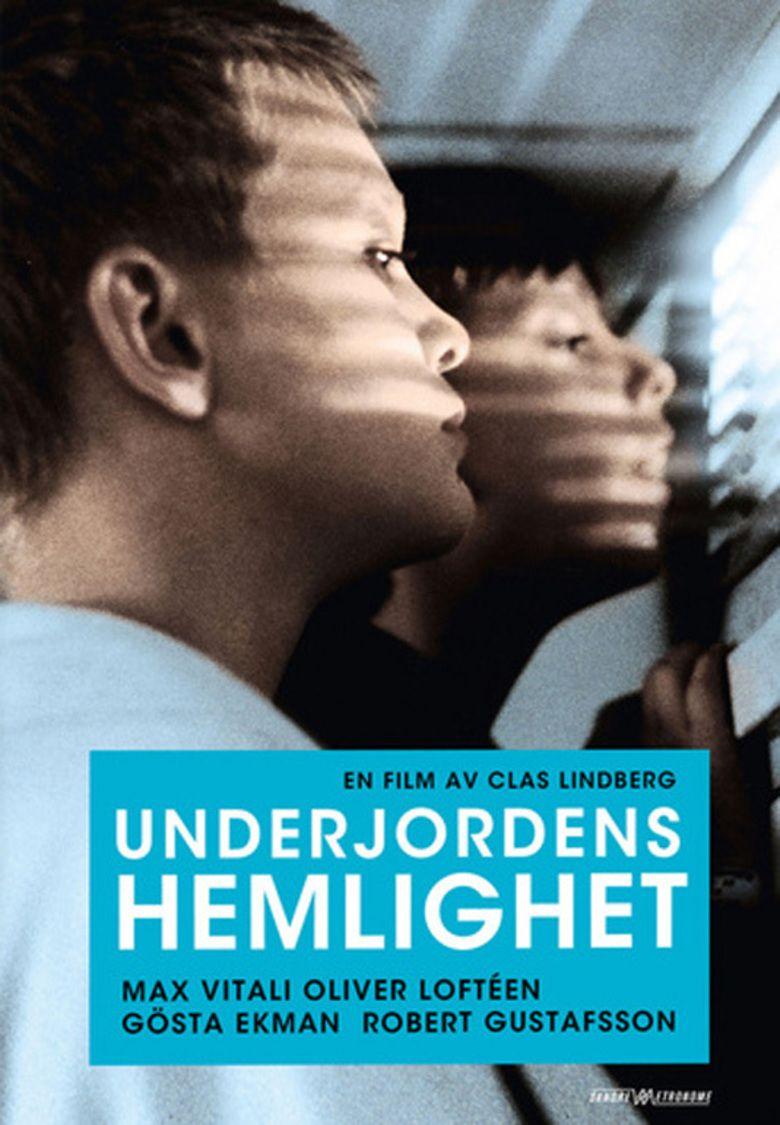 Underground Secrets movie poster