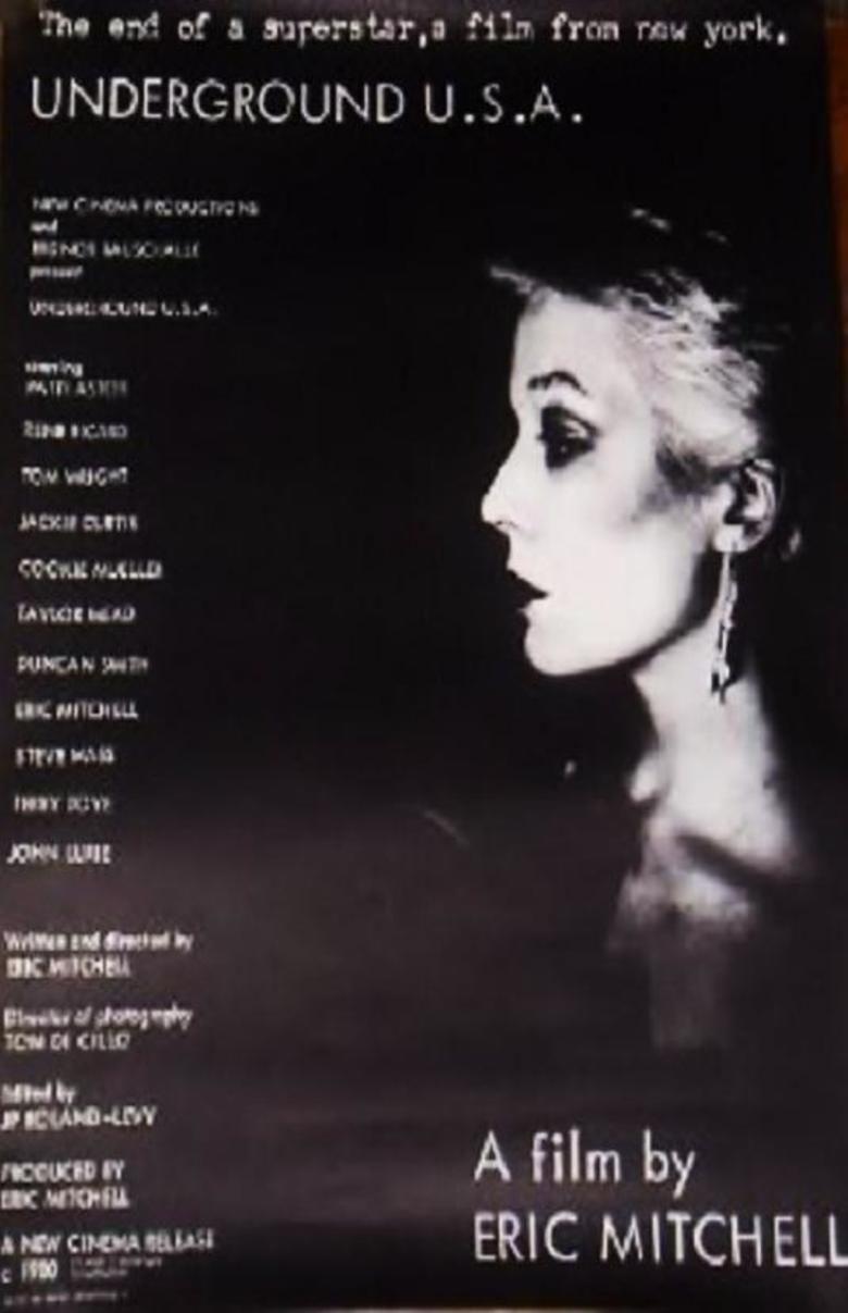 Underground USA movie poster