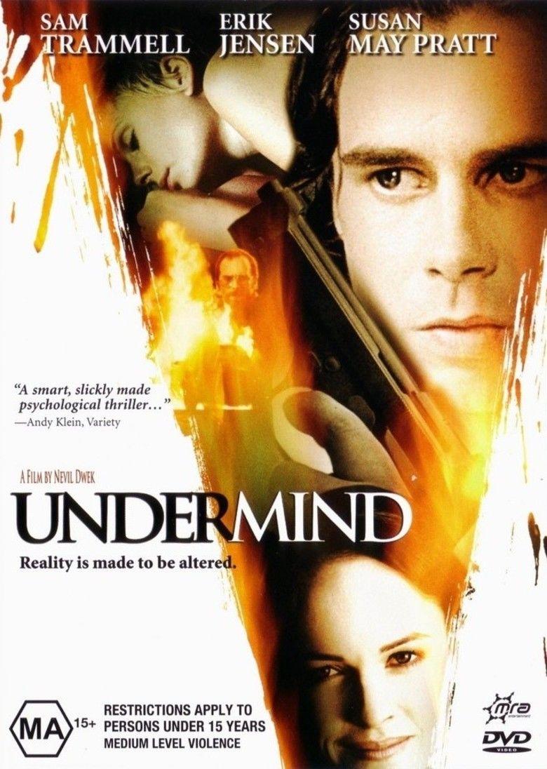 Undermind (film) movie poster