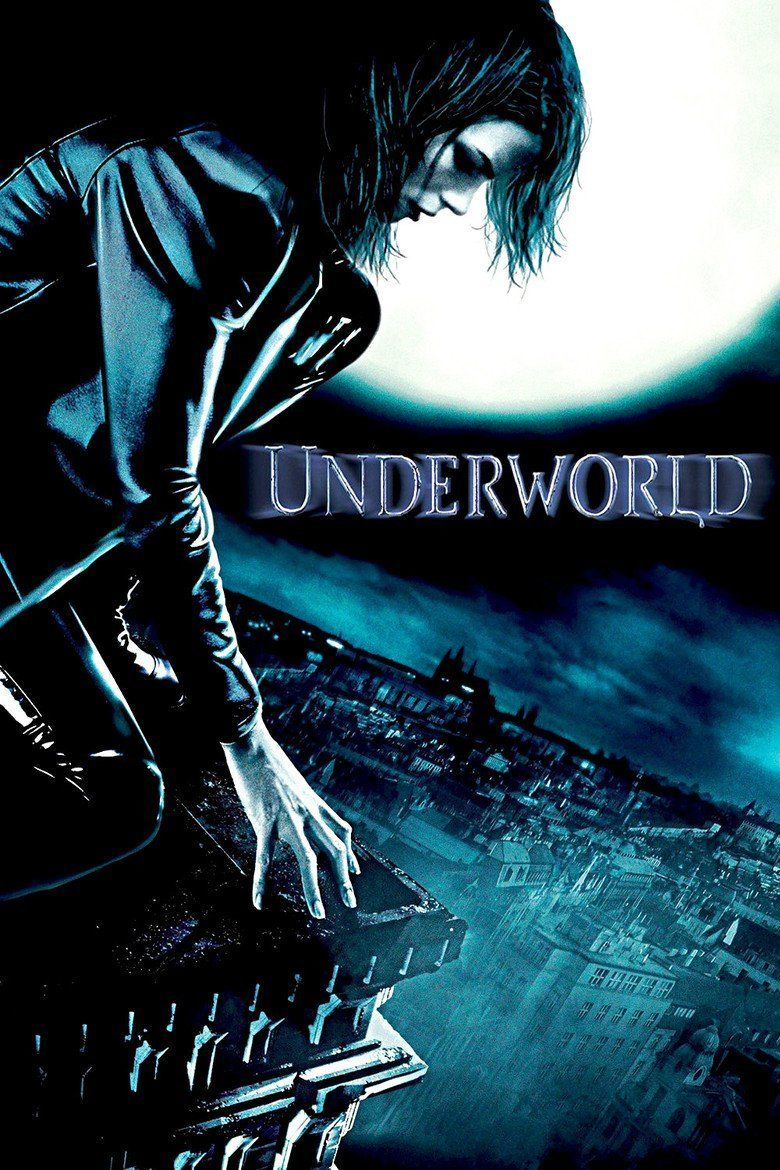 Underworld (2003 film) movie poster