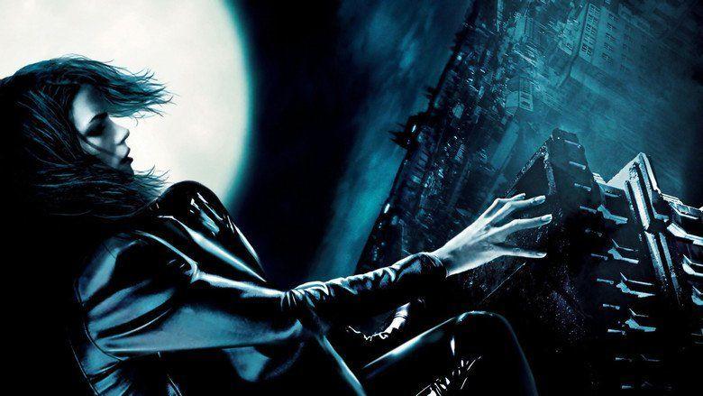 Underworld: Evolution movie scenes