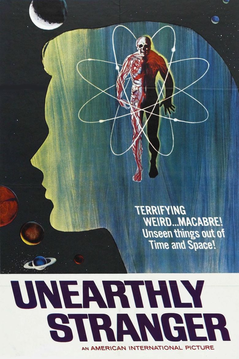 Unearthly Stranger movie poster