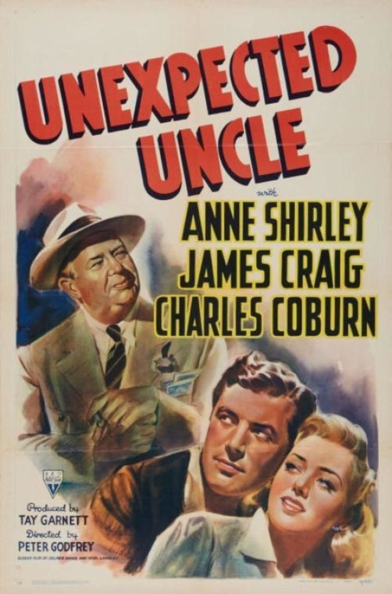 Unexpected Uncle movie poster