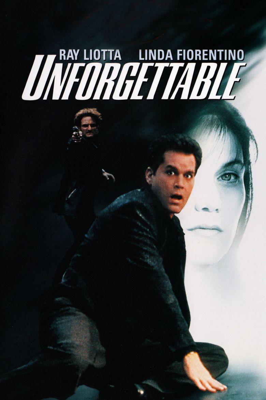 Unforgettable (1996 film) movie poster