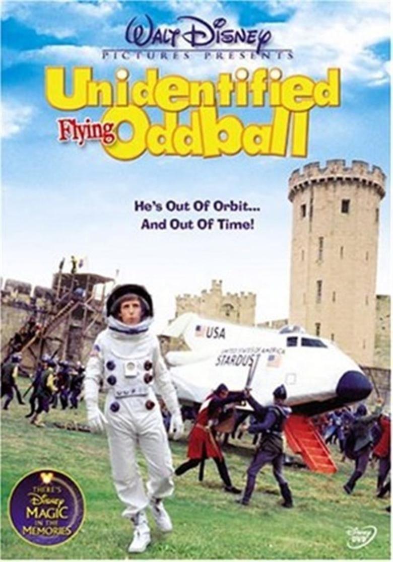 Unidentified Flying Oddball movie poster