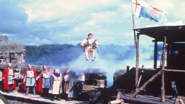 Unidentified Flying Oddball movie scenes