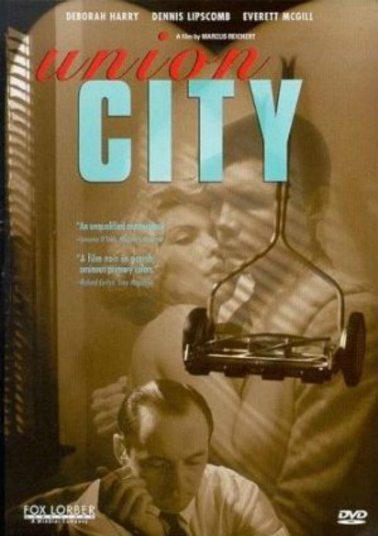 Union City (film) movie poster